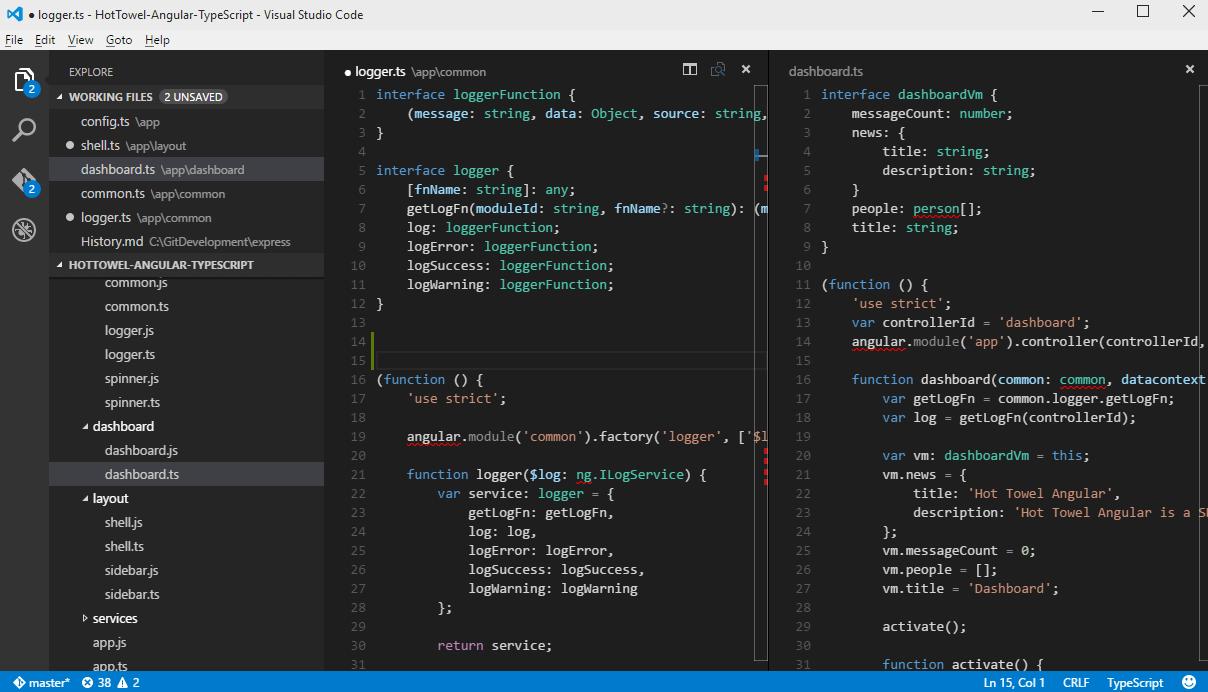 Windows Editors and Shells - daverupert com