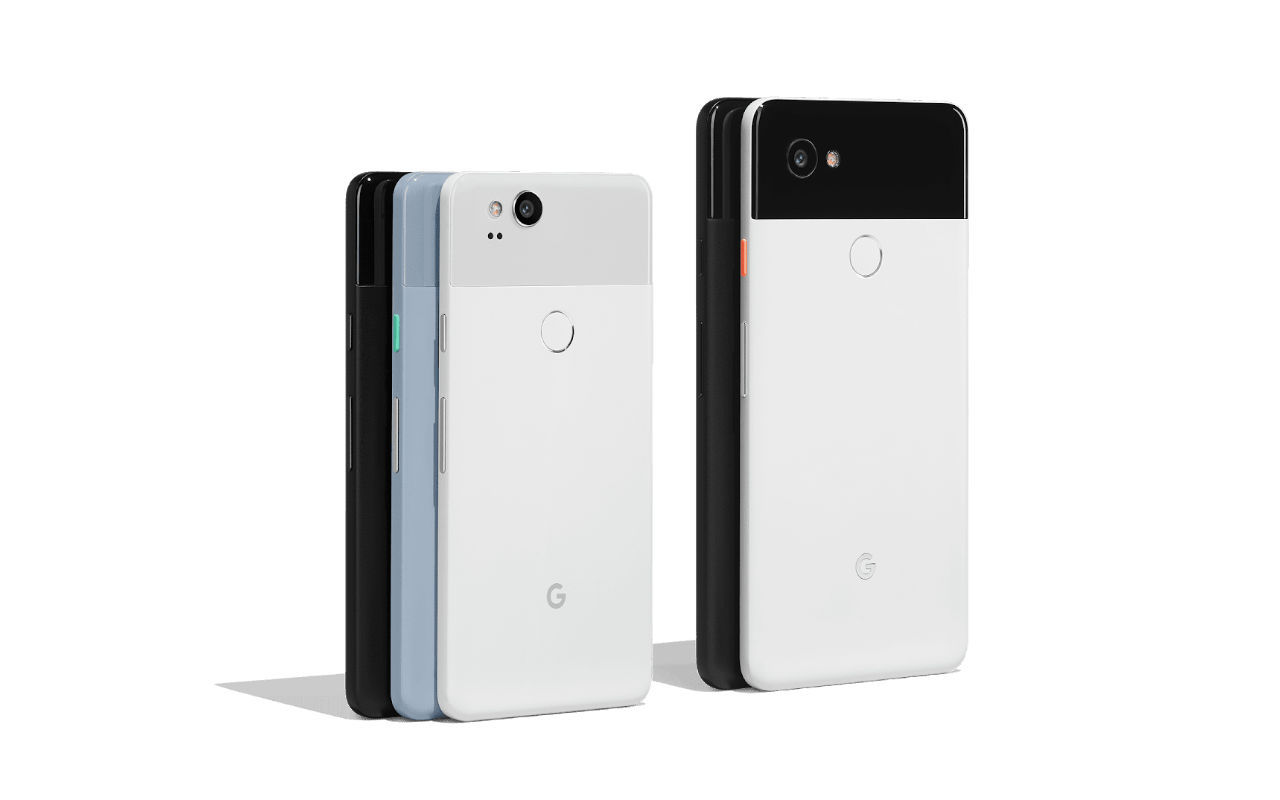 Pixel 2 XL phone by Google